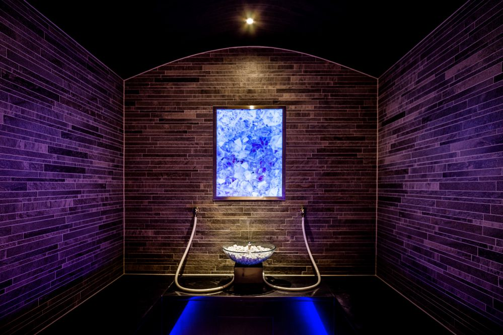 Crystal Steam Bath