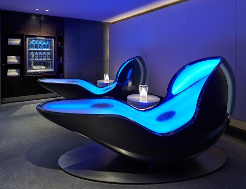 4 Senses Lounger