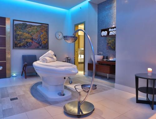 Aquaveda Therapy Table